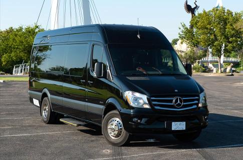 All Class Executive Van Mercedes Sprinter 1