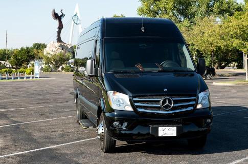 All Class Executive Van Mercedes Sprinter 3