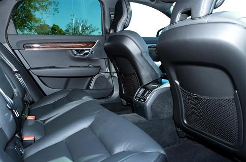 All Class Limo Luxury Sedan Volvo 4